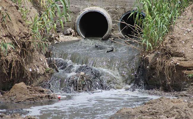 Grave contaminación del río Suchiapa