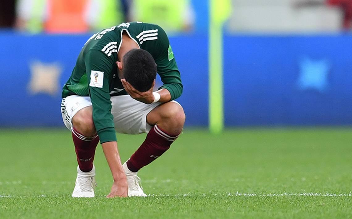 México se hunde ante Suecia 3-0 pero el triunfo de Corea lo clasifica