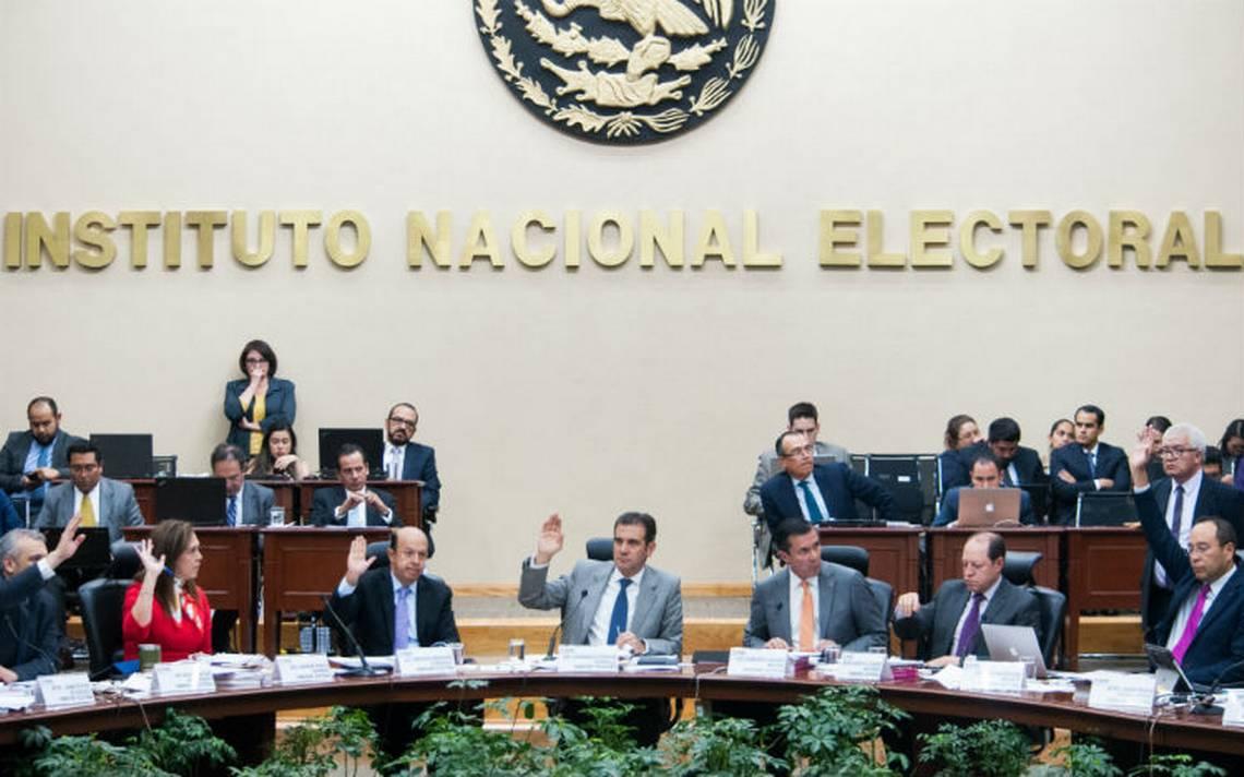 INE dará a conocer este lunes a independientes que presentaron firmas falsas