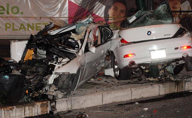 Conductor de BMW podría pasar hasta 20 años en prisión