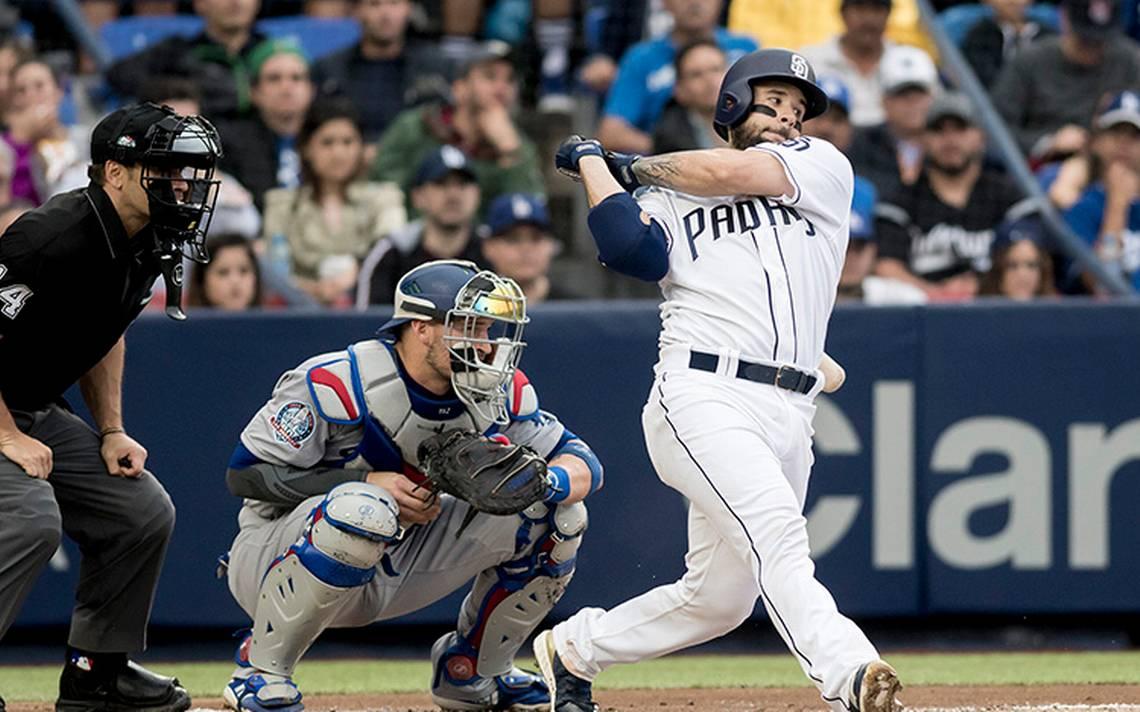 San Diego derrotó 7-4 a los Dodgers de Los Ángeles en el segundo partido de la serie