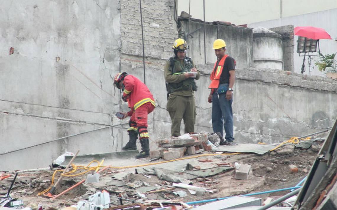 Rescatistas internacionales llegan a la CDMX