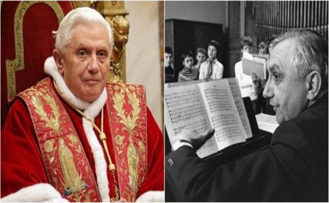 Vinculan al hermano de Benedicto XVI al abuso de 547 niños del coro de Ratisbona