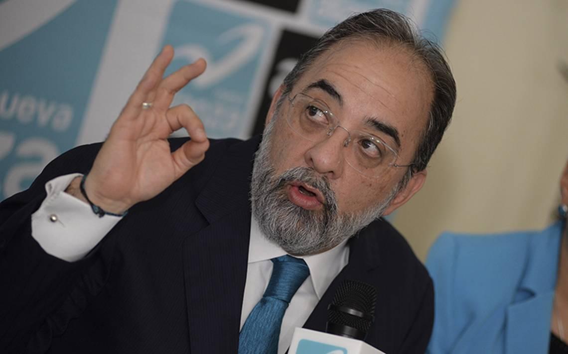 El líder nacional de Nueva Alianza, Luis Castro, analiza concretar una coalición con el tricolor