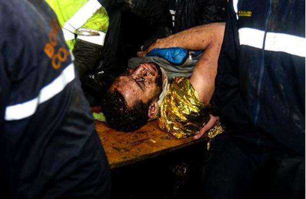"""[Video] Rescatan al futbolista """"El Neto"""" sobreviviente del Chapecoense"""