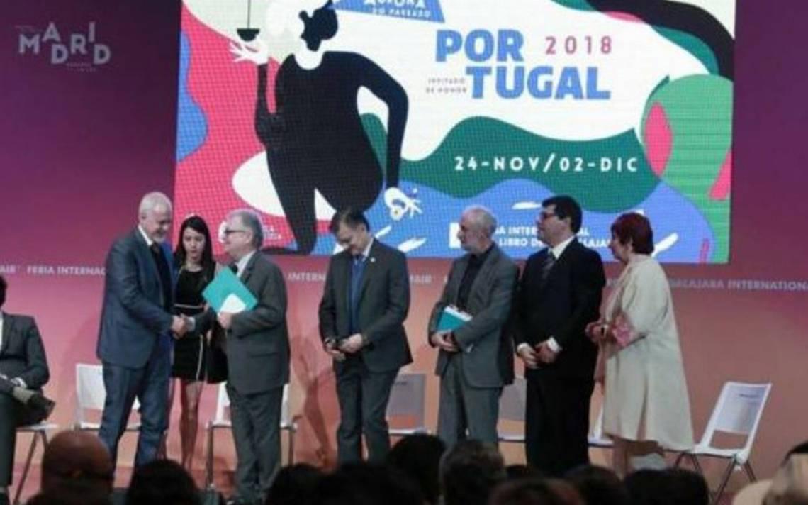 Portugal se alista para la FIL 2018