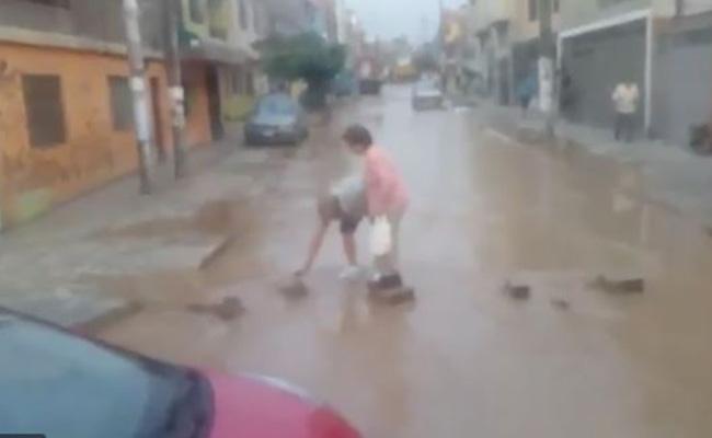 Anciano demuestra en video que el amor dura para toda la vida
