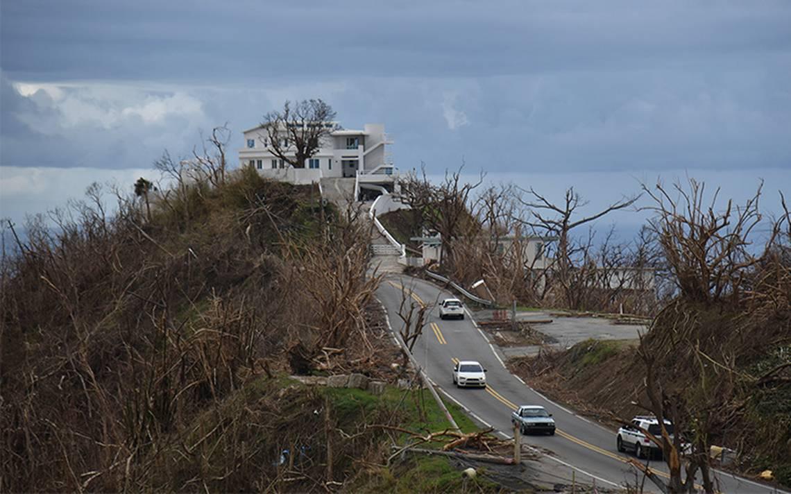 """Puerto Rico sigue sin agua y electricidad a 11 días del paso de """"María"""""""