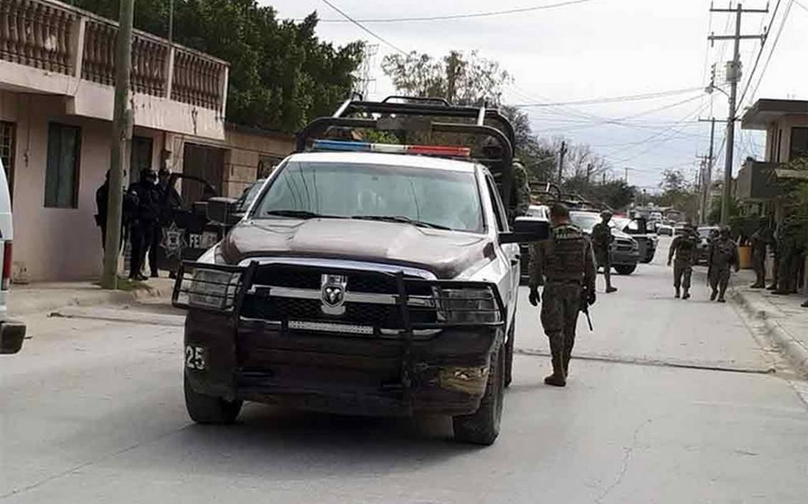 Continua la ola de violencia en Tamaulipas