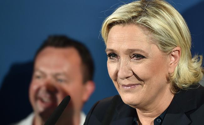 Le Pen gana como diputada tras segunda vuelta de elecciones legislativas en Francia