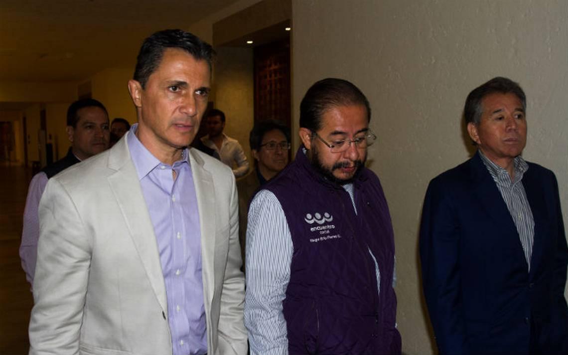 Adolfo Ríos espera respuesta del PREP