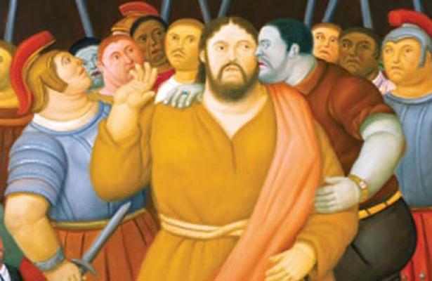 """Inauguran """"Viacrucis la Pasión de Cristo"""""""