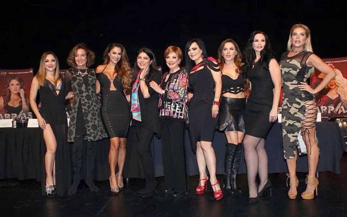 Llega la obra de teatro Las arpías a la Ciudad de México