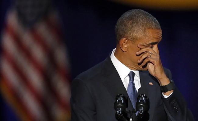 Más viral que nunca; adiós de Obama, éxito en redes