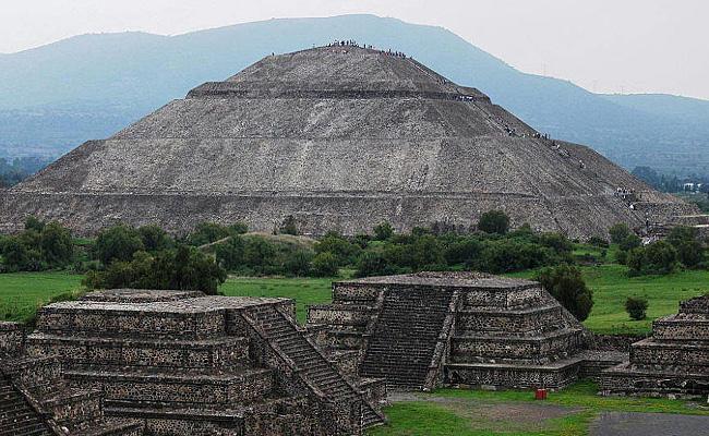 INAH realiza registro y digitalización de murales en Teotihuacan