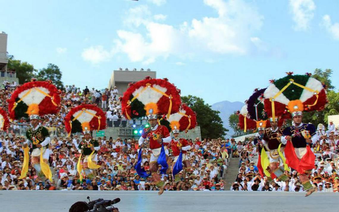 Todo listo para la  Guelaguetza: estas son las delegaciones que participarán en los lunes del cerro