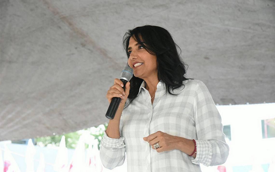 Barrales promete incentivar mercados públicos en la Ciudad de México
