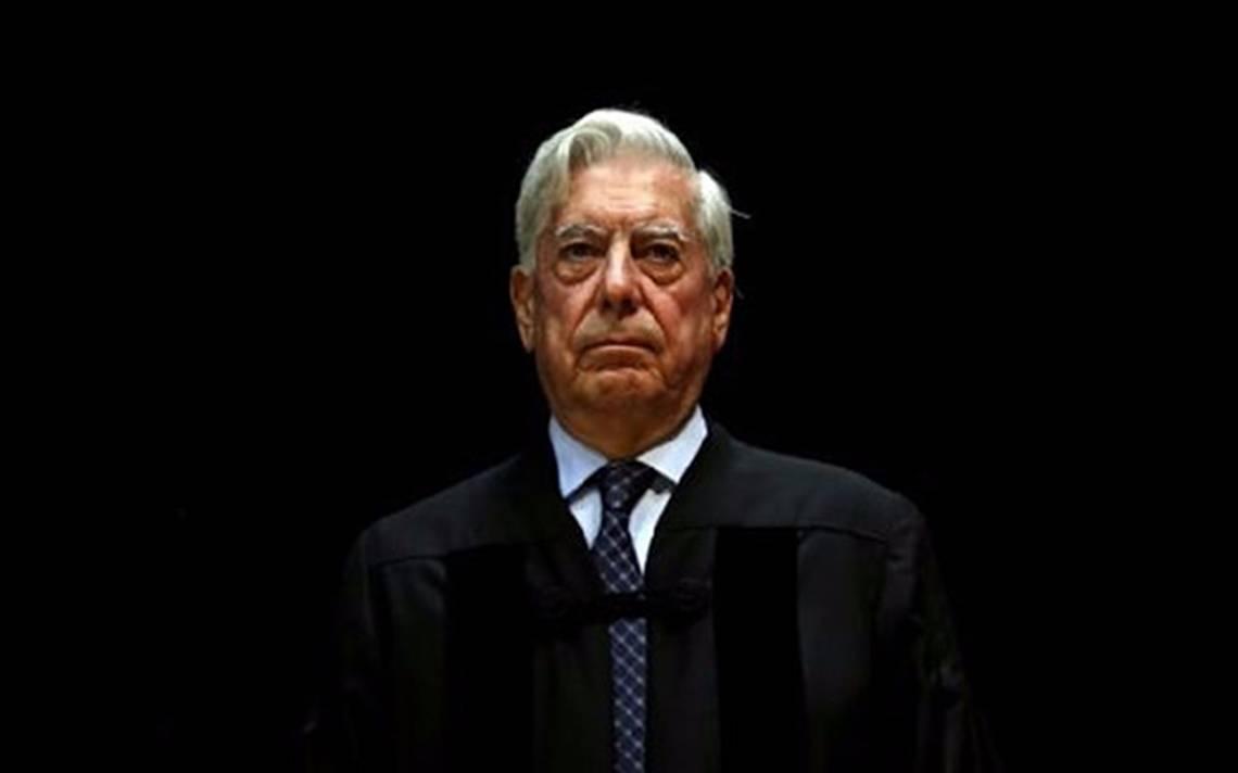 Triunfo de AMLO llevarA�a a MA�xico al desastre: Vargas Llosa