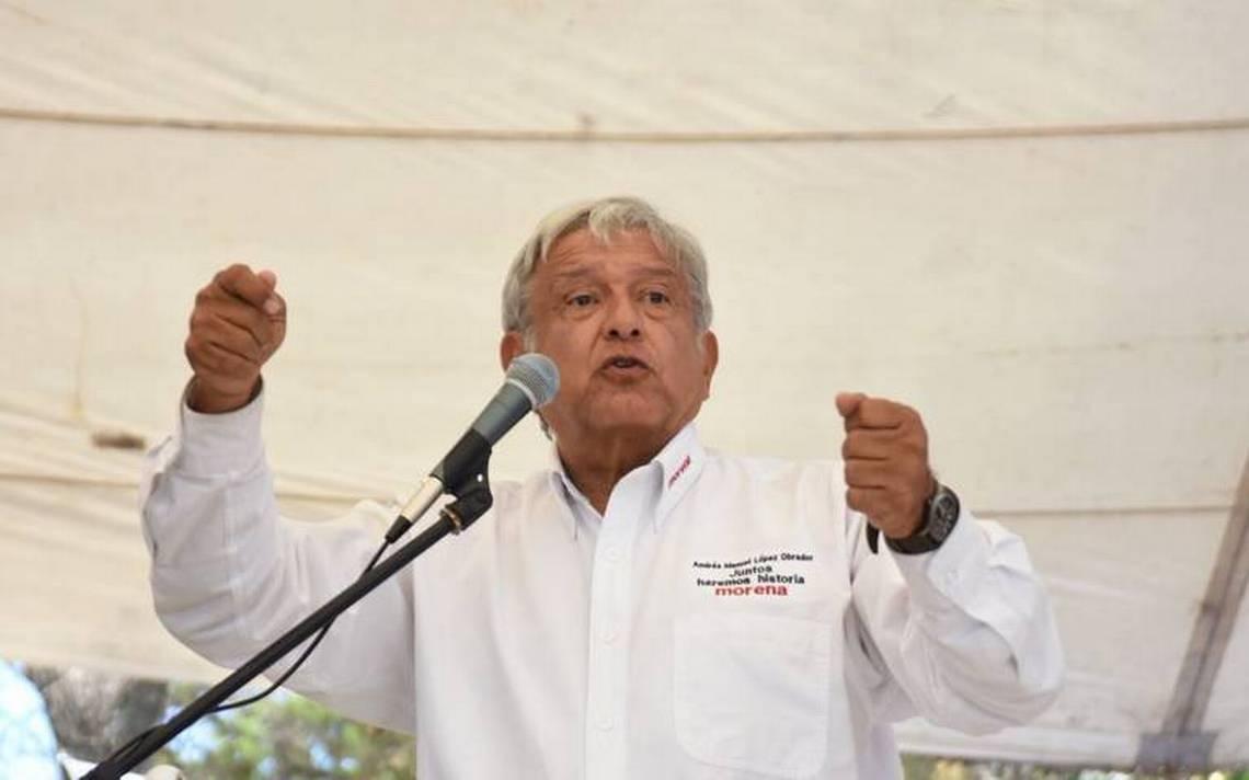 AMLO propone tregua electoral con adversarios políticos