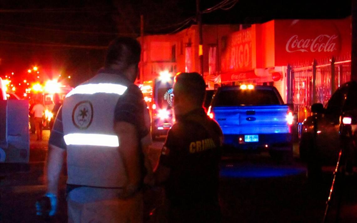 Asesinan a 15 hombres en centro de rehabilitación de Chihuahua