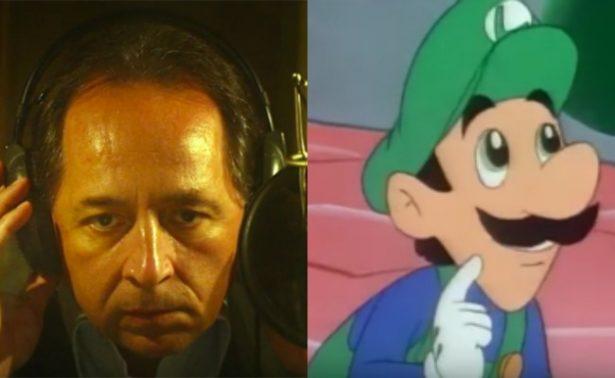 ¡Adiós Luigi! Fallece Tony Rosato, la voz del personaje