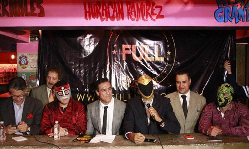 La Federación Universal de Lucha Libre dará función en la Carpa Astros con el evento Distromania