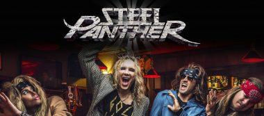 Steel Panther estará por primera vez en México