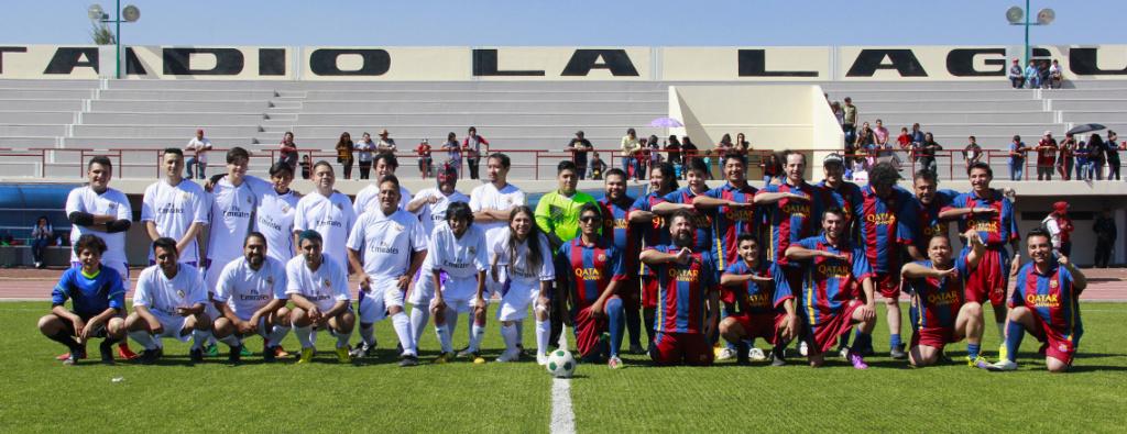 Músicos y Fútbol se unen en un evento con causa