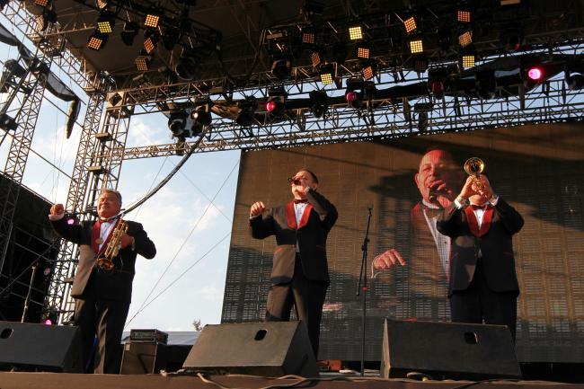 La Sonora Santanera conquistó al público del Vive Latino