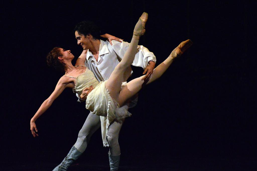 La Compañía Nacional de Danza presenta Manon en Bellas Artes