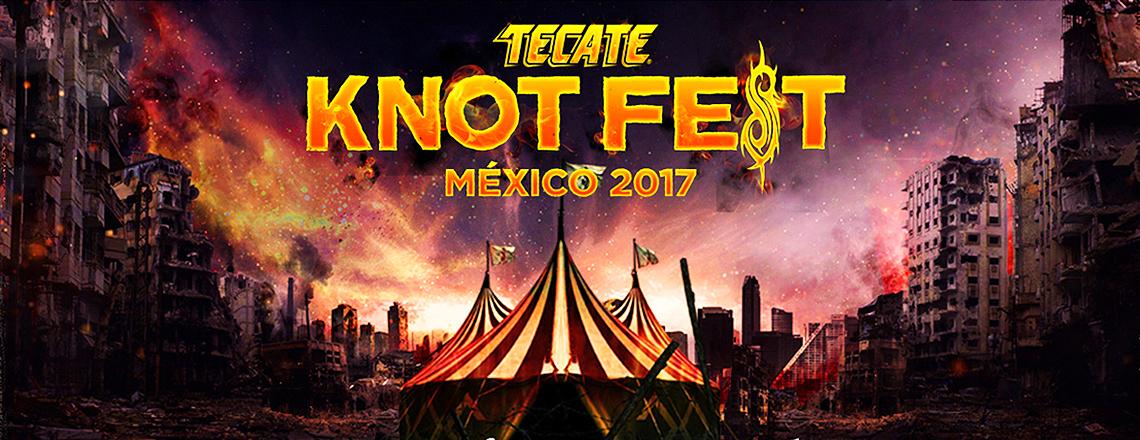 KNOTFEST ANUNCIA SU CARTEL OFICIAL PARA ESTE 2017