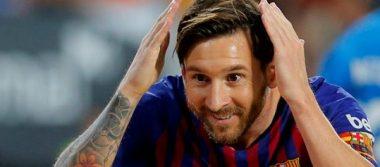 Se cumplen 14 años del debut de Messi