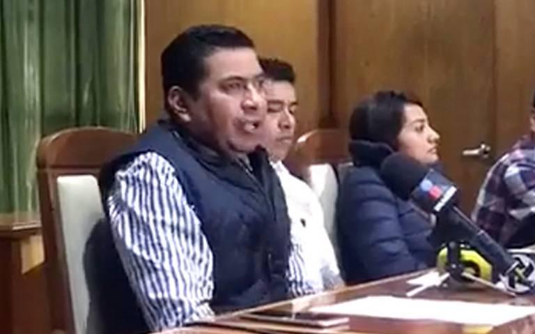 Alcalde niega que existan cárteles en Texcoco tras enfrentamiento