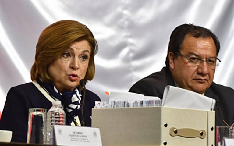 SFP investiga patrimonios de Rosario Robles y Emilio Lozoya: revela Arely Gómez a diputados