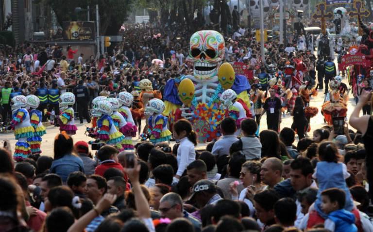 Esta es la ruta del Desfile de Día de Muertos