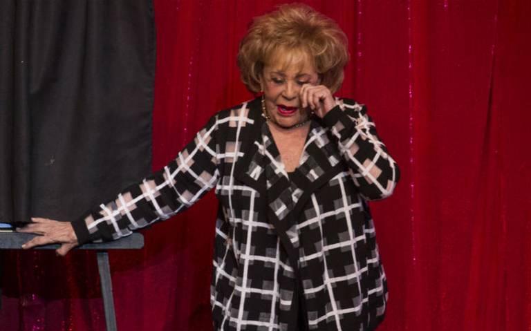 ¿Silvia Pinal padece demencia senil? Bioserie revelará la verdad