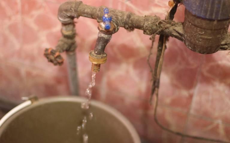 Inicia corte de agua en el Valle de México