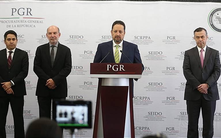 PGR desmantela red mexicana que revendía despensas en mal estado en Venezuela