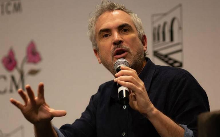 Xenofobia a migrantes en México es como la de Trump en EU: Alfonso Cuarón