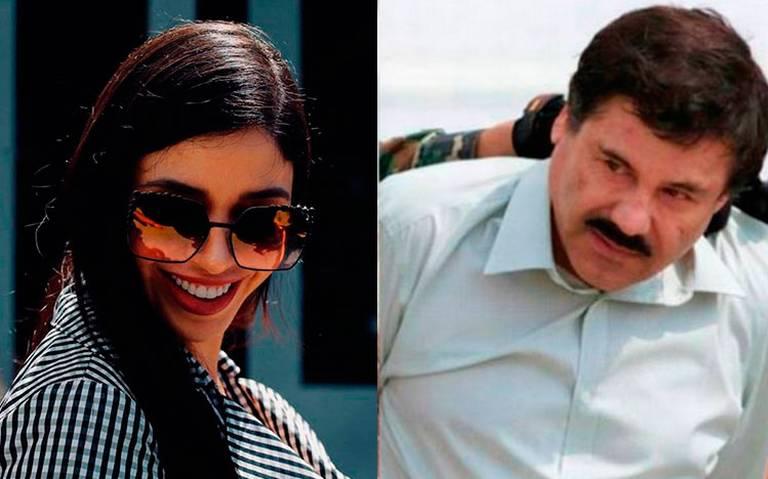 Mientras El Chapo espera su juicio, difunden video de Emma Coronel en la fiesta
