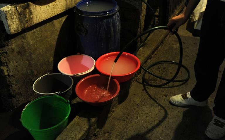 Plan de abasto ante corte de agua listo en cinco alcaldías