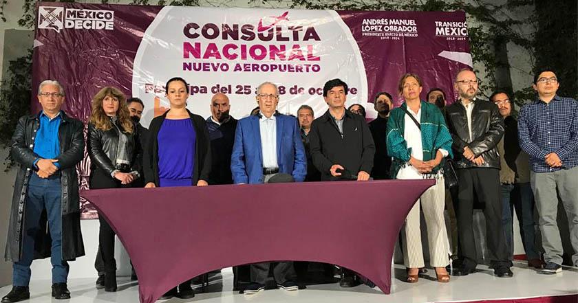 Santa Lucía gana en la consulta popular