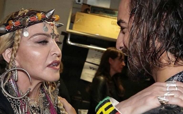 Así se burló Madonna de Maluma por su nuevo look