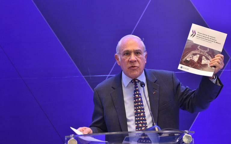 México no puede fallar, alerta OCDE sobre NAIM