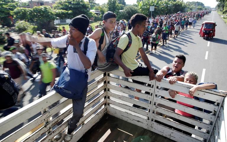 Xalapa ofrece refugio temporal a migrantes centroamericanos