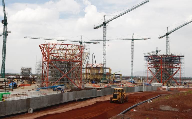 Aquí te decimos qué pasará con los terrenos donde se construye el NAIM
