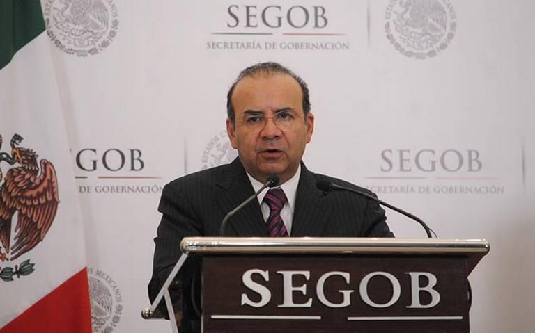 Hay más de 37 mil personas desaparecidas en México: Segob