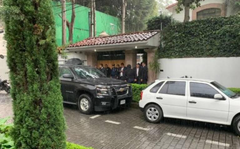 Localizan en Naucalpan a sospechoso del ataque a casa de Norberto Rivera