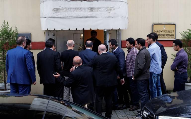 Arabia Saudita se prepara a admitir muerte de periodista Khashoggi: CNN