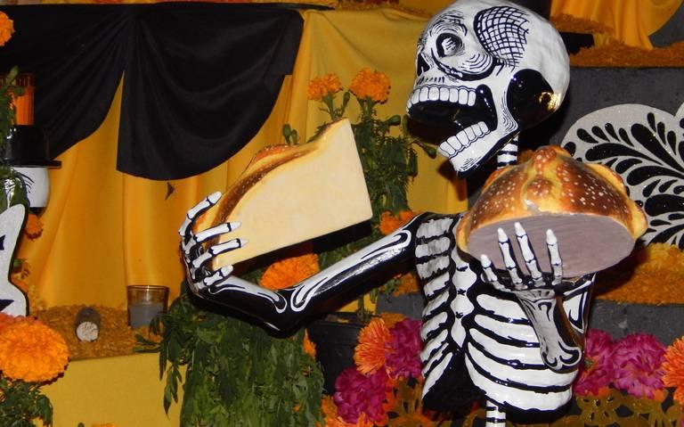 ¿Cómo se celebra el Día de Muertos?